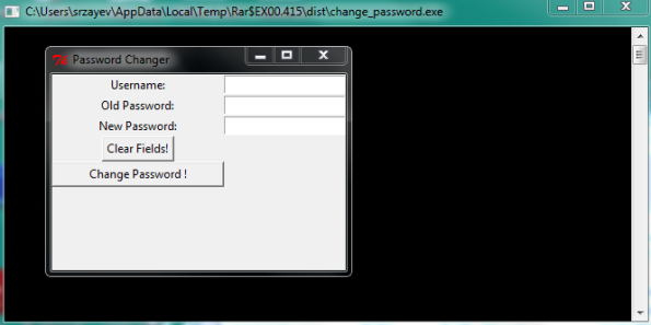 password_changer
